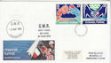 1994-05-03 Channel Tunnel Stamps GWR Cachets FDC (62227)