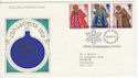 1972-10-18 Christmas Stamps Bethlehem FDC (62239)