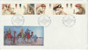 1984-11-20 Christmas Stamps Iona FDC (62243)