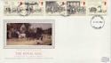1984-07-31 Mailcoach Stamps Cleveland FDC (62258)