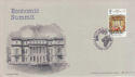 1984-06-05 Economic Summit Stamp London SW1 FDC (62264)