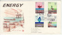 1978-01-25 Energy Stamps KW Petterhead FDC (62307)