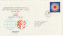1983-06-21 Jersey AIPLF Assembly Stamp FDC (62365)