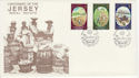 1980-05-06 Jersey Royal Potato Stamps FDC (62404)