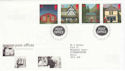 1997-08-12 Post Offices Stamps Bureau FDC (62532)