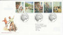 1997-09-09 Enid Blyton Stamps Beaconsfield FDC (62540)