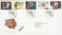 1997-10-27 Christmas Stamps Bethlehem FDC (62546)