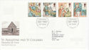 1997-03-11 Missions of Faith Stamps Bureau FDC (62552)