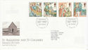 1997-03-11 Missions of Faith Stamps Bureau FDC (62553)