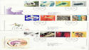 1999 Bulk Buy x13 Different from 1999 SHS FDC (62583)