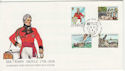 1984-11-20 Guernsey John Doyle Stamps FDC (62695)