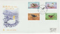 1978-08-29 Guernsey Birds Stamps FDC (62712)
