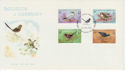 1978-08-29 Guernsey Birds Stamps FDC (62735)