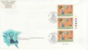1996-10-28 Christmas Stamps T/L Bethlehem FDC (63014)