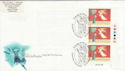 1996-10-28 Christmas Stamps T/L Nasareth FDC (63015)