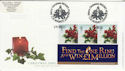 2002-12-25 Christmas Booklet Stamps London EC1 Souv (63046)