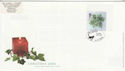 2002-11-05 Christmas Stamp 2nd Robin Close NW7 FDC (63054)