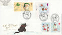 2001-11-06 Christmas Stamp + LS14 FDC (63059)