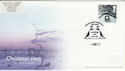 2003-11-04 Christmas Stamp 68p Baltasound FDC (63070)