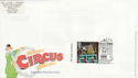 2002-04-09 Circus Stamp London Bridge SE1 FDC (63101)