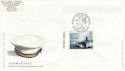 2001-04-10 Submarines Stamp Faslane FDC (63114)