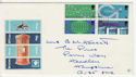 1969-10-01 Post Office Technology Ripley cds FDC (63161)