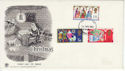 1969-11-26 Christmas Stamps Bethlehem FDC (63172)