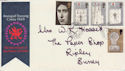 1969-07-01 Investiture Stamps Ripley cds FDC (63188)