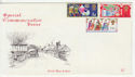 1969-11-26 Christmas Stamps No Pmk (63201)