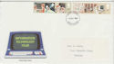 1982-09-08 Information Technology Stamps Devon FDC (63308)