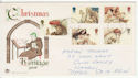 1984-11-20 Christmas Stamps Bethlehem FDC (63320)