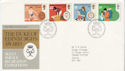 1981-08-12 Duke Of Edinburgh Award Bureau FDC (63338)