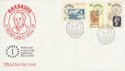 1979-05-08 Barbados Rowland Hill Stamps FDC (63420)