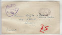1945-02-20 Field Post Office cds + Censor 14746 (63455)