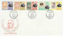1979-08-27 Christmas Island Rowland Hill Stamps FDC (63467)