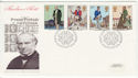 1979-08-22 Rowland Hill Stamps London EC FDC (63492)