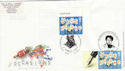 2002-03-05 Occasions Doulbed with LS7 Greetwell FDC (63515)