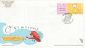 2004-02-03 Occasions Stamp LS18 Laughterton FDC (63522)
