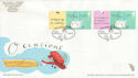 2004-02-03 Occasions Stamp LS18 Babel FDC (63525)