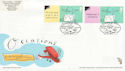 2004-02-03 Occasions Stamp LS18 Happisburgh FDC (63526)