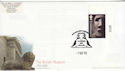 2003-10-07 British Museum Stamp Baltasound FDC (63537)