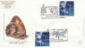 2000-04-04 Life and Earth Stamps BFPS Doubled FDC (63538)