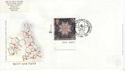 2000-11-07 Spirt and Faith Stamp York FDC (63588)