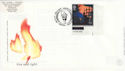 2000-02-01 Fire and Light Stamp Bradwell FDC (63591)