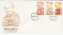 1979-08-29 Mauritius Rowland Hill Stamps FDC (63616)