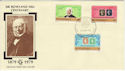 1979-05-31 St Vincent Rowland Hill Stamps FDC (63635)
