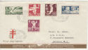 Finland 1947 Anti Tuberculosis Stamps FDC (63698)