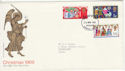 1969-11-26 Christmas Stamps Bethlehem FDC (63781)