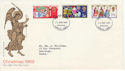1969-11-26 Christmas Stamps Bethlehem FDC (63782)