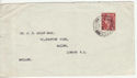 1949-05-17 Field Post Office 594 cds Pmk (63928)
